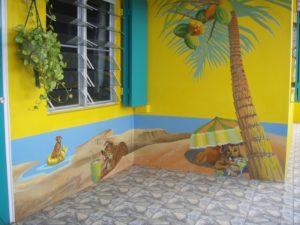 SunDog House Mural
