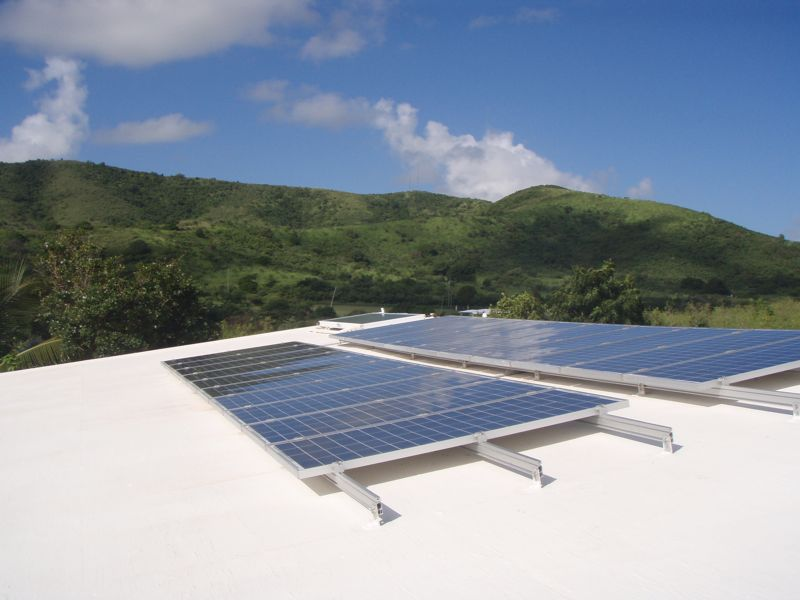 SunDog House - Solar Array